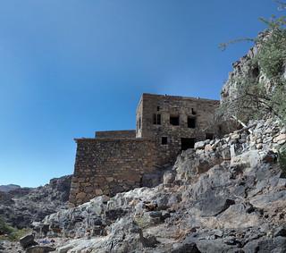 Oman - Plateau de Sayq - 31-10-2009 - 10h23