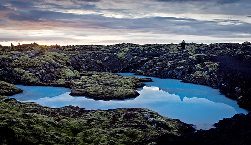 blue sunset water lava iceland twilight lagoon porn reykjanes bluelagoon