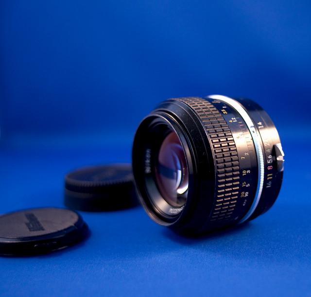 Nikon F1.4 50mm $185