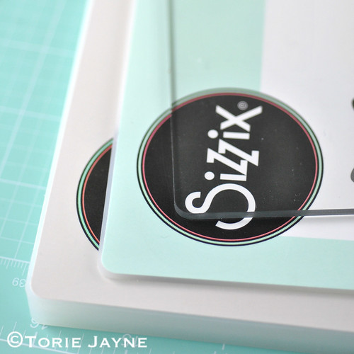 Cutting Vinyl using Sizzix Big Shot