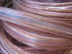 cable, brown, wire, metal, close-up, copper,
