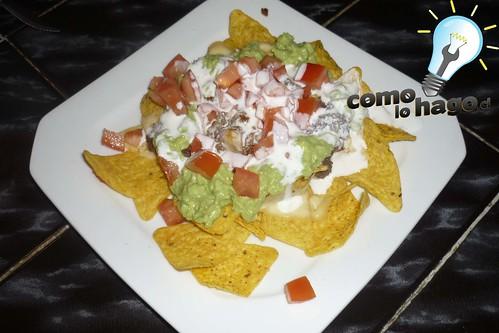 c mo lo hago c mo preparar nachos supreme