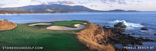 Pebble Beach #7