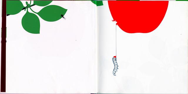 Iela e Enzo Mari, La mela e la farfalla