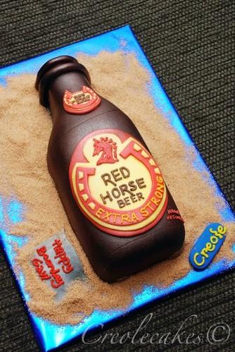 Redhorse Cake Design