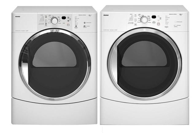 Kenmore Electric Dryer Super Capacity