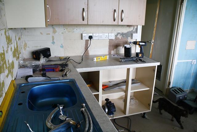 Decent Homes Kitchen And Bathroom