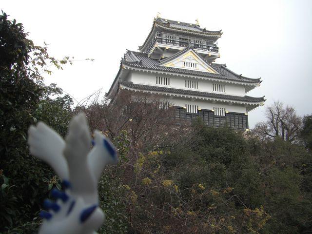Lugia in Gifu, Gifu 2 (Gifu Castle)