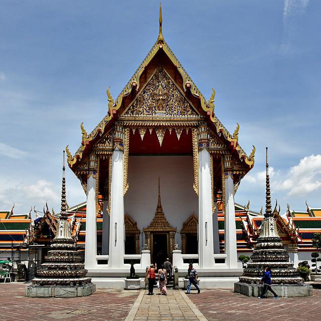 Wat Pho TempleWat Pho Temple