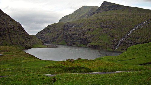 Saksun,Faroe Islands