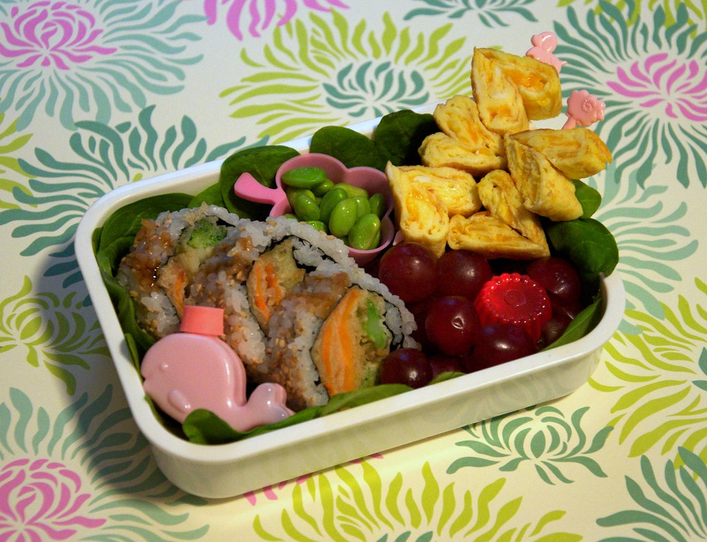 sunday snack bento