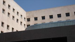 Palazzo della Posta di via Marmorata a Roma