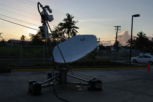 sunrise tsunami antenna fema pagopago americasamoa