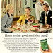1954... eat your peas!