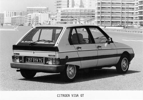 VISA GT 1982