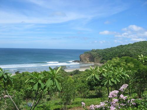 Beach in Nicaragua - Photo by Parque Marítimo el Coco