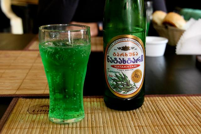 Tarragon Drink | Flickr - Photo Sharing!