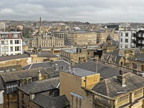 Bradford rooftops