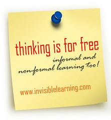 Invisible Learning // Aprendizaje Invisible (post it_+)