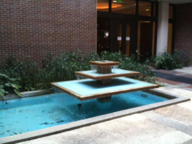 Photo for Mid century modern water feature