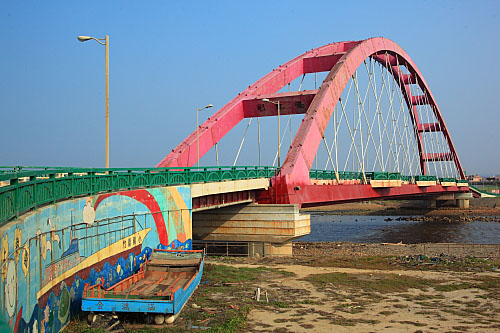 KP39竹圍漁港-彩虹橋