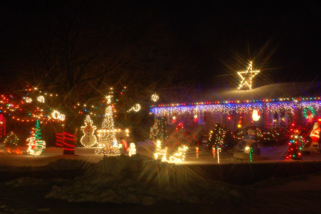Christmas Light Tour #1 | Flickr - Photo Sharing!