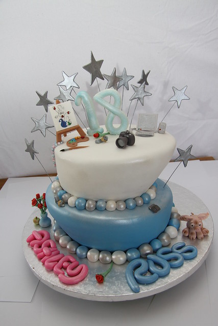 18th Birthday Cakes For Boys http://www.flickr.com/photos/patacakecreations/4216216172/