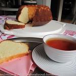 Kokosnuss-Teekuchen