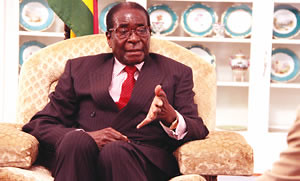 Republic of Zimbabwe President Robert Mugabe says that there should be no delay in the national elections scheduled for some time during 2013. The ruling ZANU-PF party indicates it is prepared to take on the imperialist-backed MDC-T. by Pan-African News Wire File Photos
