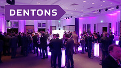 DENTONS event - Majestic Barrier, Cannes - 12 March 2014