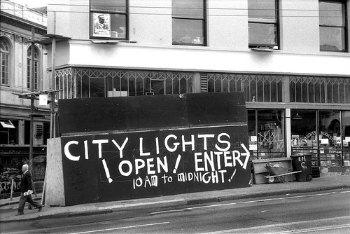 City Lights Books, San Francisco