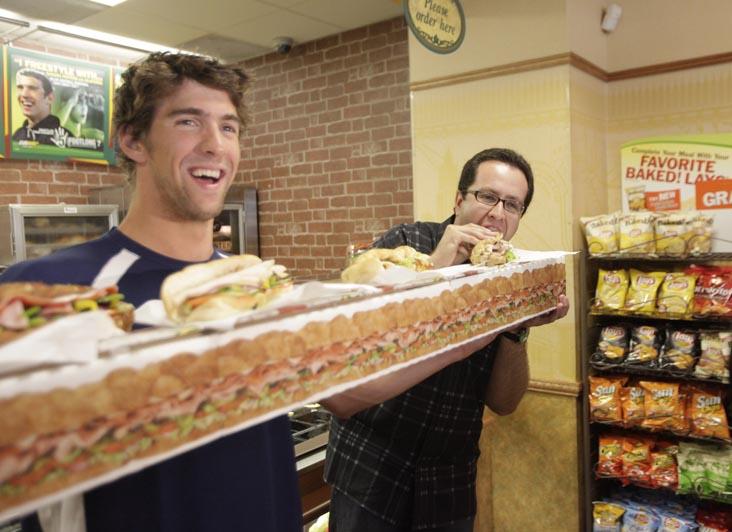 6 ft sandwich #3