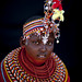 Samburu woman ready to be married - Kenya