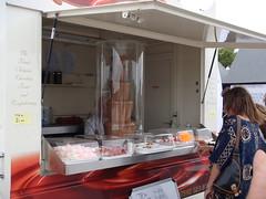Whitstable Harbour - Shop/Van