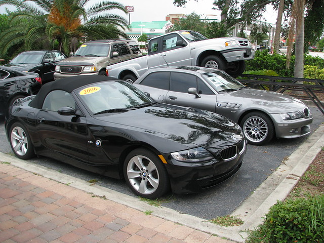 2006 bmw z4 roadster convertible flickr photo. Black Bedroom Furniture Sets. Home Design Ideas