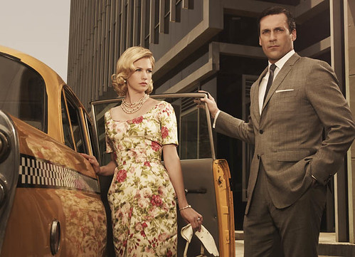 Mad Men by Frank Ockenfels 3