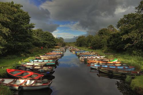 ireland boat irland killarney boatrental killarneynationalpark cokerry muckrosslake vanagram 5dmkii