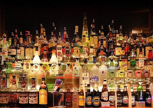 DRINK ANYONE ?