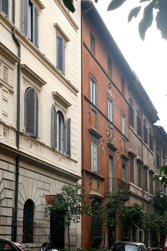 Via Giulia 93 - Ante operam