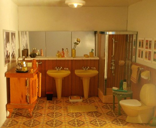 Lundby bathroom