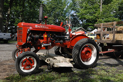 Jacktown 38th antique tractor show July 2009