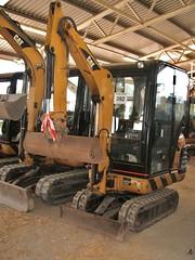 Caterpillar 301.5 Excavator