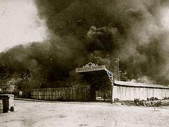 2éme bataille de la Marne - Neuilly saint front - Offensive allemande de 1918 - (photo VestPocket Kodak Marius Vasse 1891-1987) - Photo of Nanteuil-Notre-Dame