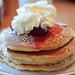 New York cheesecake pancakes IHOP.