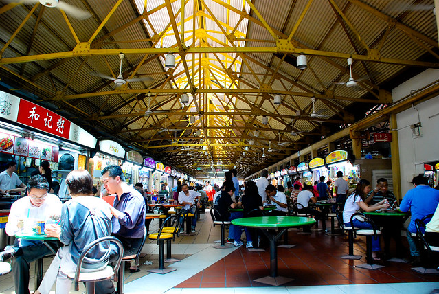 Maxwell Food Centre Singapore Best Stalls