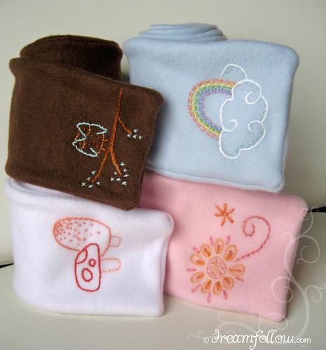 Gorgeous Soft Scarves!