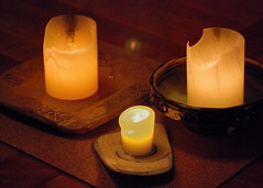 light fixture(0.0), decor(1.0), flameless candle(1.0), candle(1.0), yellow(1.0), light(1.0), flame(1.0), lighting(1.0),