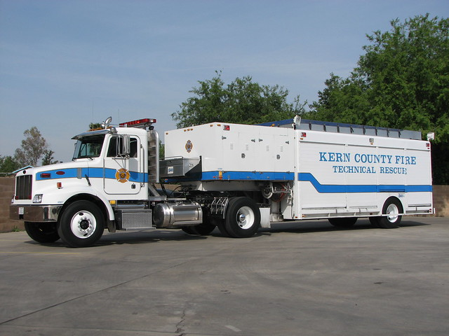 Tractor Trailer Size Emergency Vehicles 4 A Gallery On