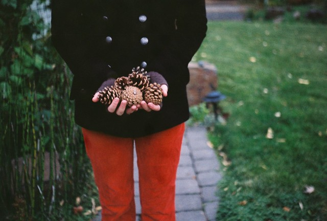 Her Red Pants