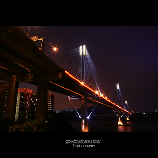 Ding Kau Bridge